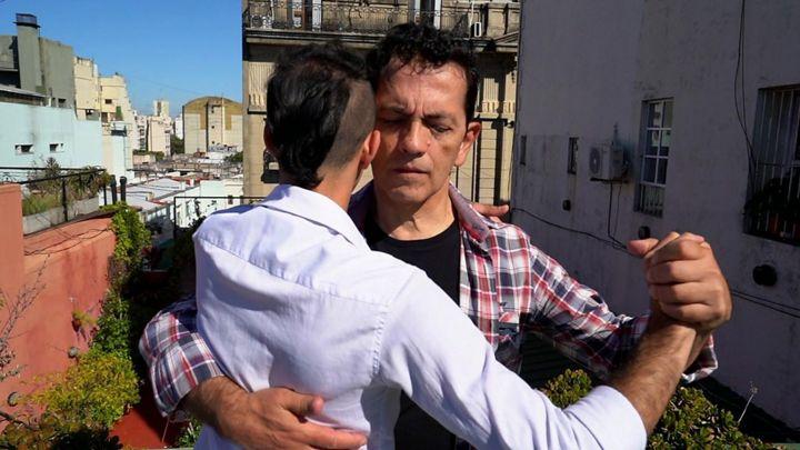 Buenos Aires' LGBT community embraces tango