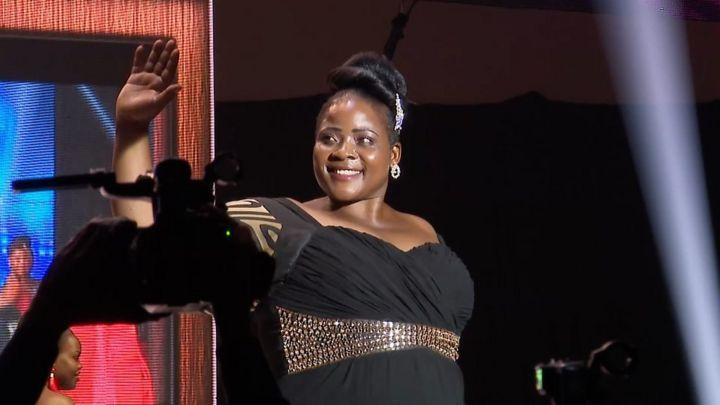 Mariam Namukasa: Uganda 'Miss Curvy' contestant's journey