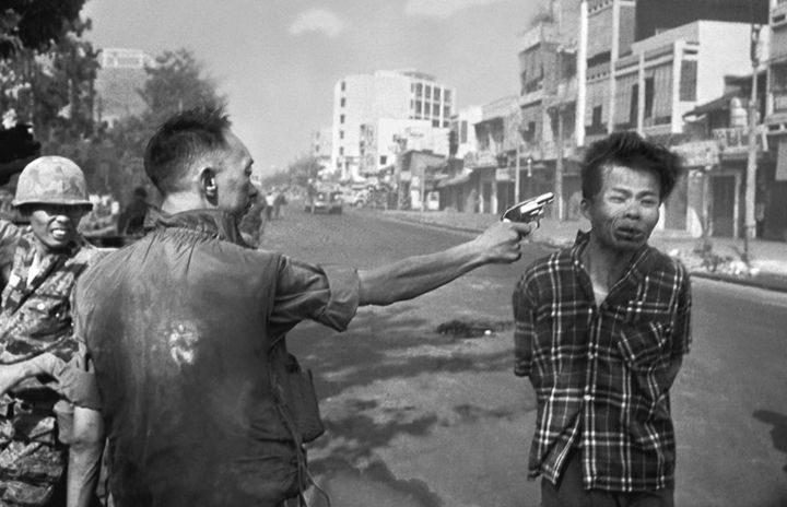 Eddie Adams' iconic Vietnam War photo: What happened next - BBC News