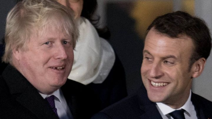 News Daily: Johnson to meet Macron, and 700,000 get GCSE results