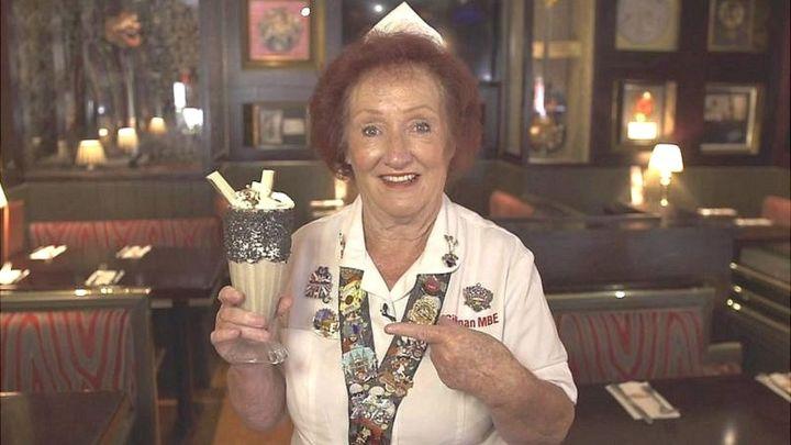 Meet Rita - Hard Rock Cafe London's longest-serving waitress