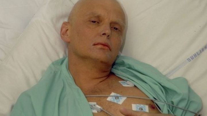 President Putin 'probably' approved Litvinenko murder