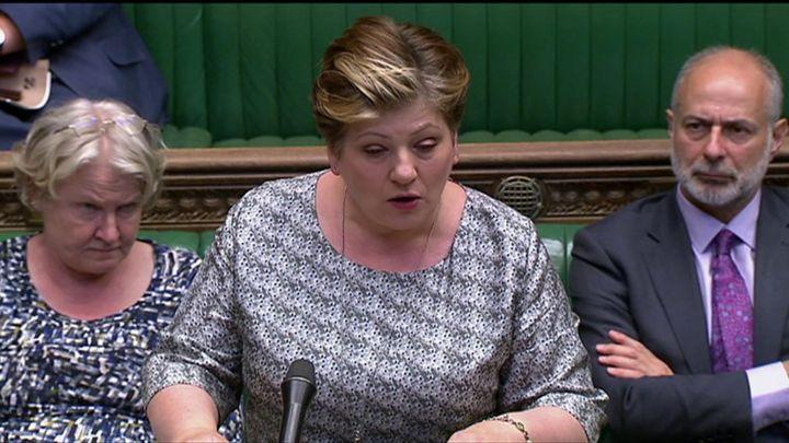 Thornberry: UK ambassador 'betrayed' over leak