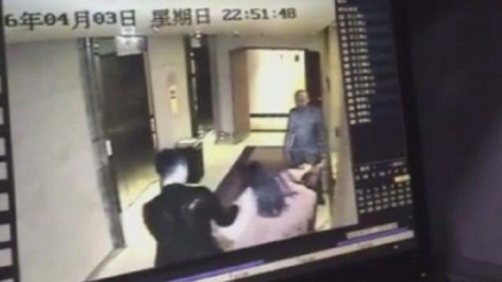 Police arrest man suspected of Beijing hotel 'assault'