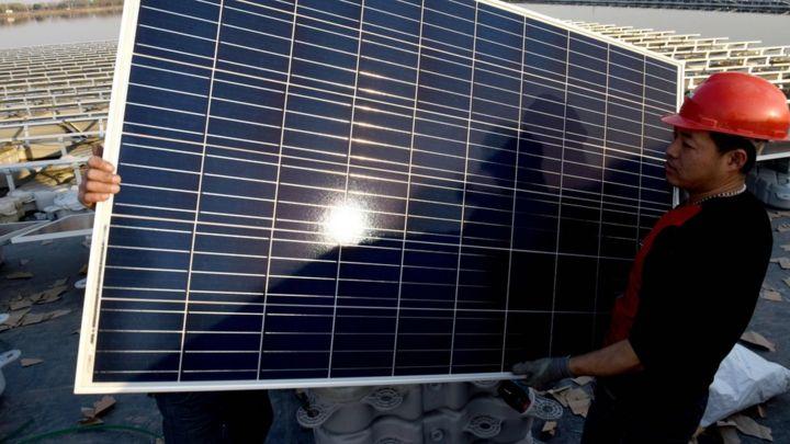 US slaps 'America First' tariffs on washing machines and solar
