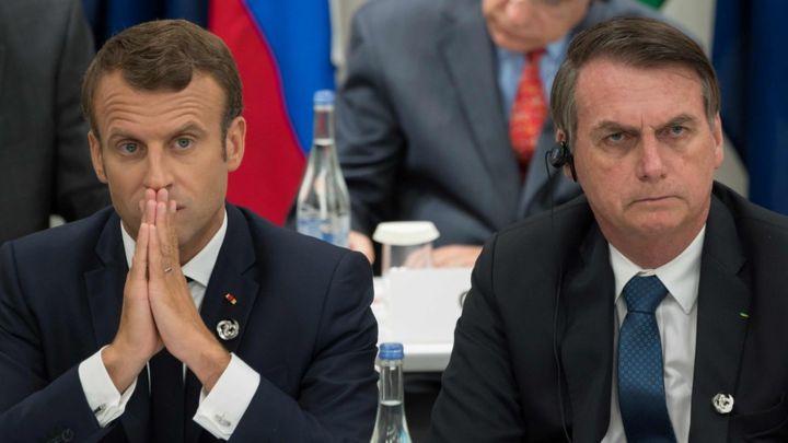 News Daily: Macron's Amazon warning and a bank holiday round-up