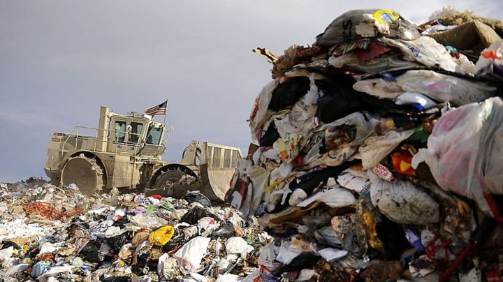 Why is the US so bad at recycling?