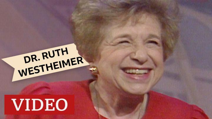 Ruth Westheimer, la doctora que cambió la manera de vivir la sexualidad | BBC Extra
