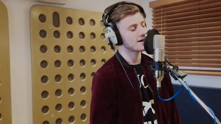 Rapper Jack Grange says music releases ADHD 'anger'