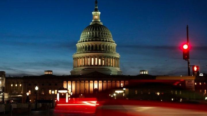 President Trump impeachment: Trial under way in the US Senate