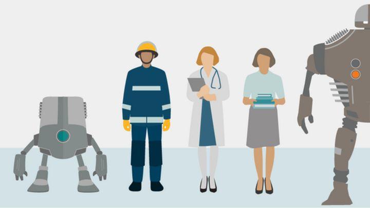 Will a robot take your job? - BBC News
