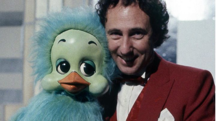 Orville and Emu: British TV's famous puppets go on sale