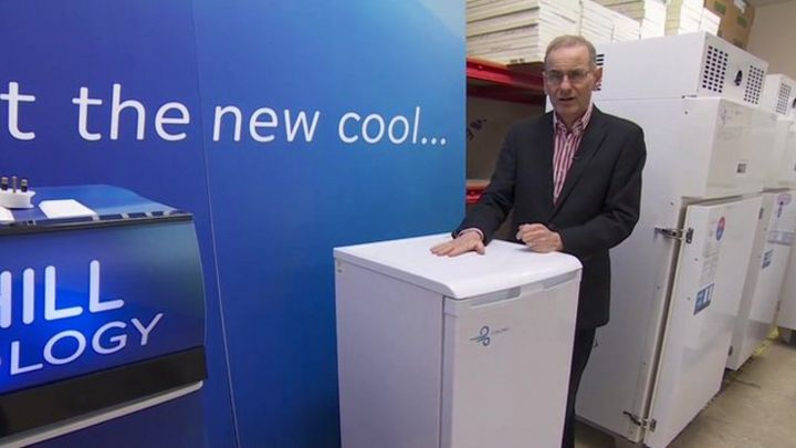 Cooling technologies set to become red hot sector