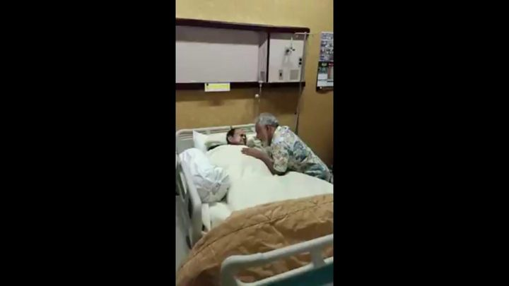 Xanana Gusmao: East Timor independence hero embraces dying BJ Habibie