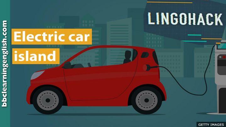 Урок англійської про електрокари - Lingohack