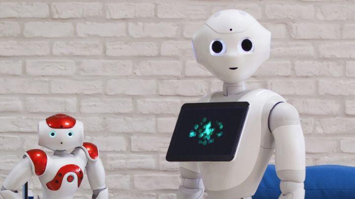 Robots could help solve social care crisis, say academics
