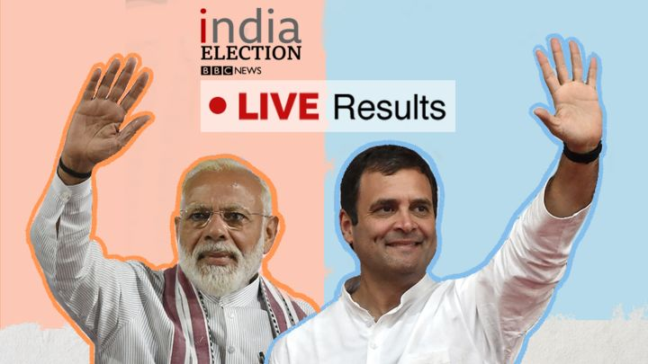 India general election results 2019