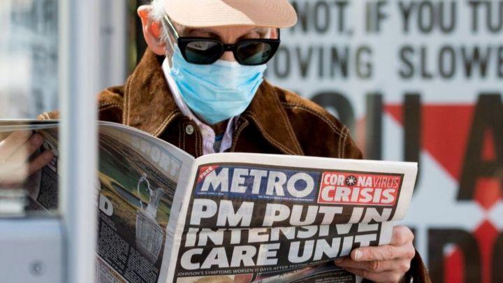 Coronavirus: 3 claves para entender cómo Reino Unido se convirtió en el país de Europa con más muertos por covid-19 (y el segundo en el mundo) - BBC News Mundo
