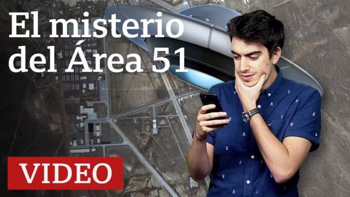 Área 51: qué hay en la misteriosa base de EE.UU. que inspira teorías de la conspiración