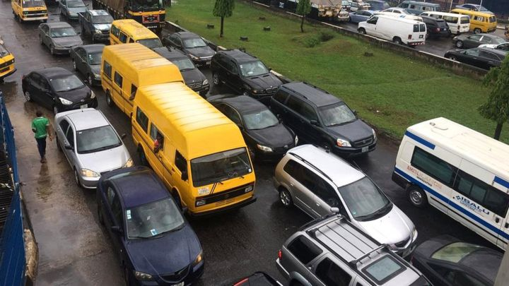 Na drivers witout licence dey cause traffic for Lagos - FRSC