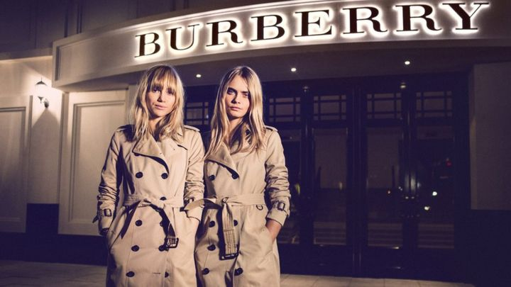burberry trench coat outlet online t9zg  'Everything is cheaper': Burberry UK sees tourist boom