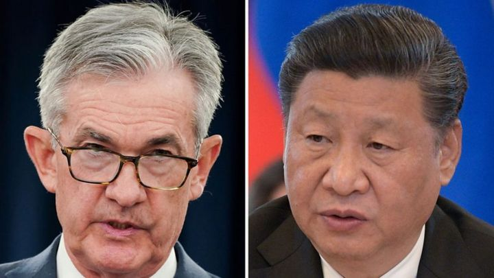 Jay Powell or Xi Jinping: Which chairman is Trump's enemy?