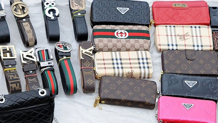 da3c57205900 What s wrong with buying fake luxury goods  - BBC News