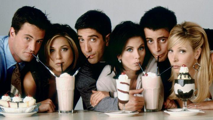 """25 años de """"Friends"""": quién es el verdadero protagonista de la famosa serie de TV (según la ciencia)"""