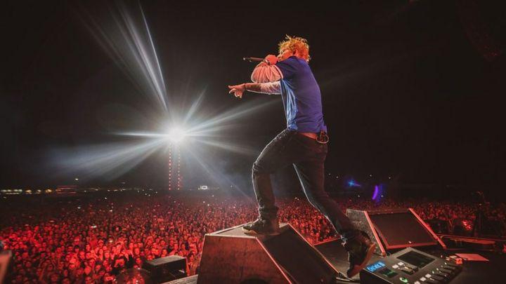 Ed Sheeran fans react to first Ipswich homecoming gig