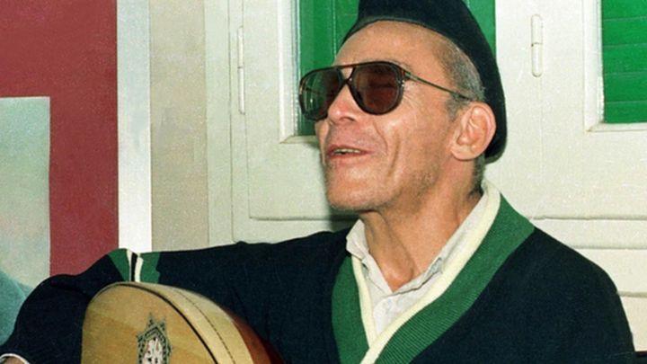 الشيخ إمام: النجم الذي صدح بأغنيات شعبية عبرت عن وجدان المصريين - BBC News  Arabic