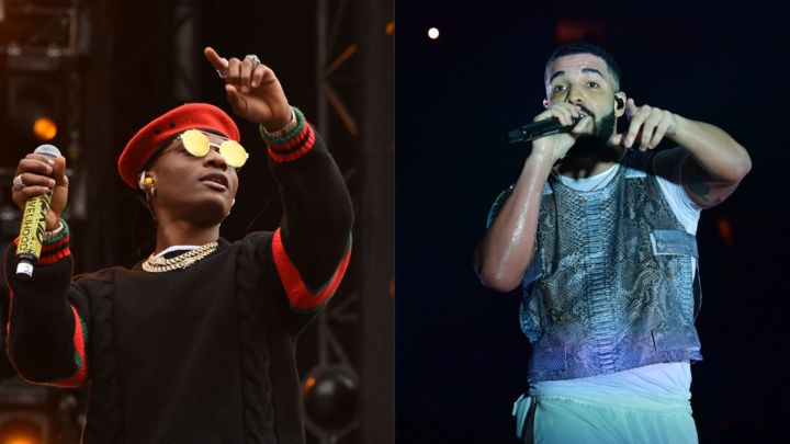 Wizkid and Drake 02 Arena concert performance dey make pipo hala
