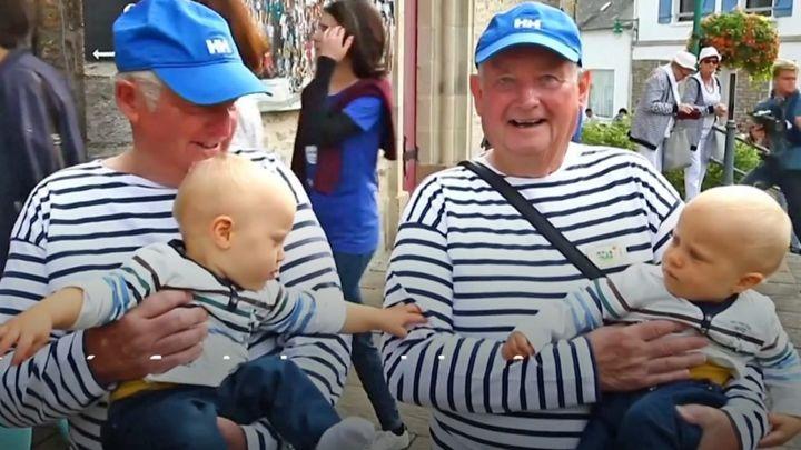 O festival na França que reúne centenas de gêmeos, trigêmeos e quadrigêmeos