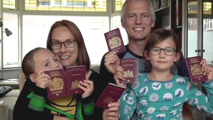 Passports and nationality: The Brits going Dutch over Brexit