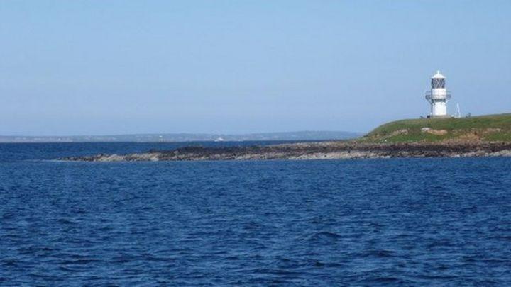 Scapa Flow diver taken to hospital