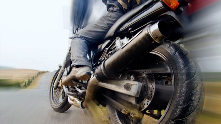 Hampshire Police crack down on excessive motorbike noise