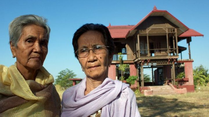 The house where the Philippines' forgotten 'comfort women' were held