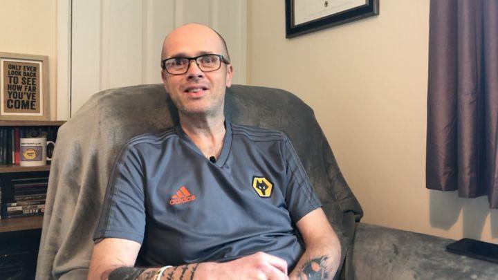 Baking helps Wolverhampton Wanderers fan's social anxiety