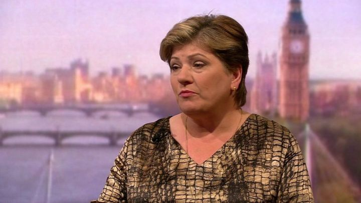 """Thornberry wants Labour to """"sort out"""" anti-Semitism"""