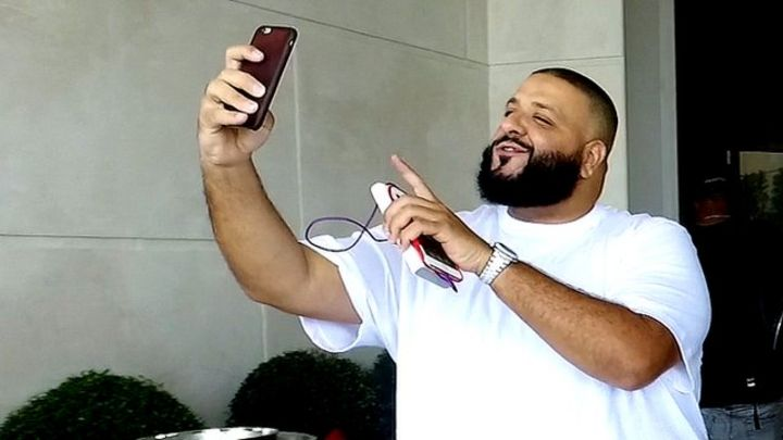 DJ Khaled: The making of a Snapchat superstar