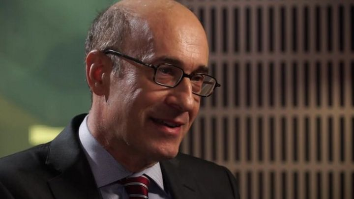 China slowdown is global economy's biggest threat, Rogoff says