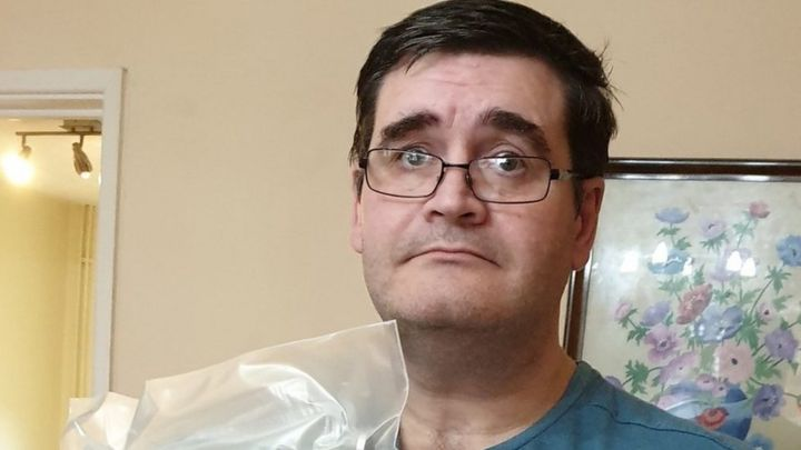 Bridgend man 'will die' without TPN nutrition replacement