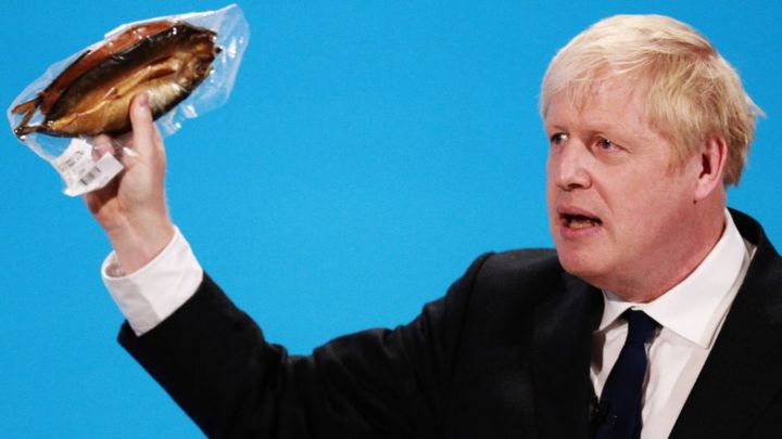 Is Boris Johnson right about the rules on kippers?