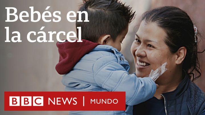 """Madres en prisión en México: """"Taladra el corazón pensar que voy a tener que despedirme de mi hijo"""""""