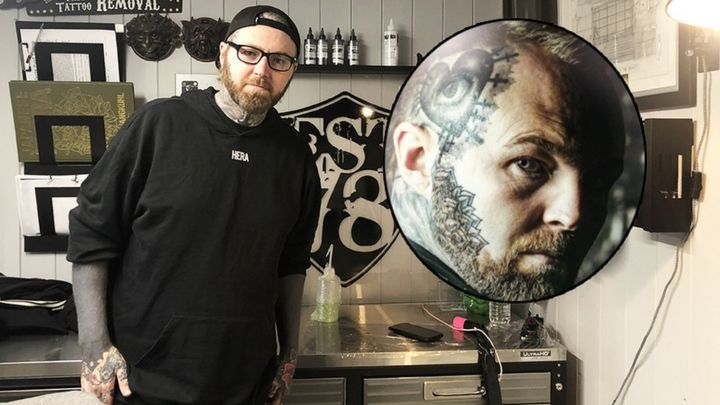 I Regret Getting Tattoos On My Face Bbc News