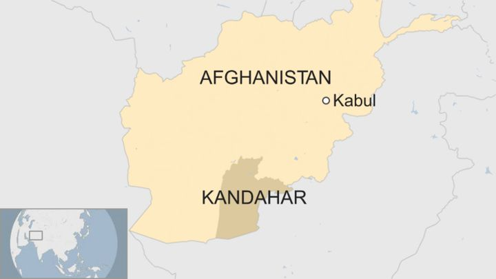 Afghanistan: US soldier killed in \'insider\' attack in Kabul - BBC News