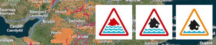 Flood warning information BBC News – Flood Map York Uk