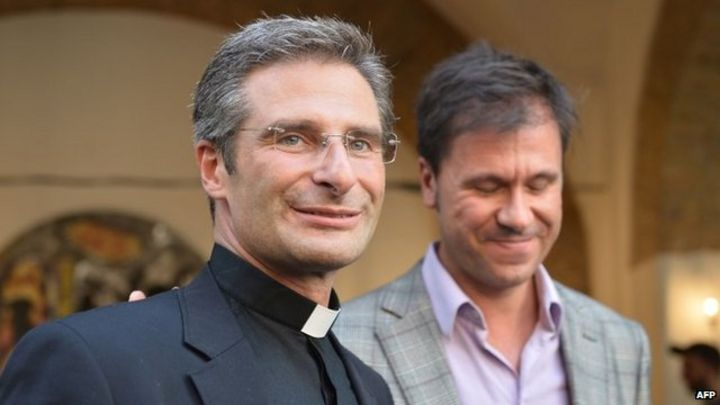 Vatican acts after Polish priest reveals homosexuality