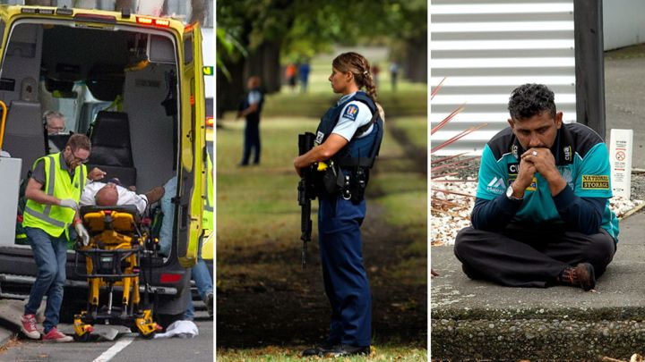 Christ Church Shootings Twitter: Flipboard: Christchurch Shootings: Mosque Attacks Mapped