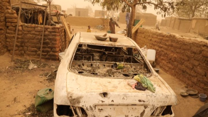 What is behind Mali's massacres?