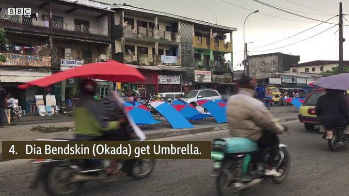 Cameroon city wit same Lagos hustle